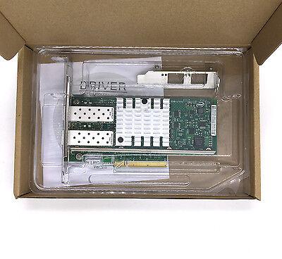 X520-DA2 - INTEL ETHERNET CONVERGED NETWORK ADAPTER E10G42BTDA