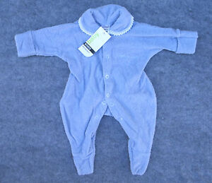 NEW Baby Bonds Wondersuit Coverall in 5 colors (Sz 0000,000,00,0,1,2)- Label cut