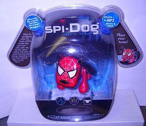 4607-NRFB-Spiderman-Spi-Dog-Speaker-for-MP3-Players-More