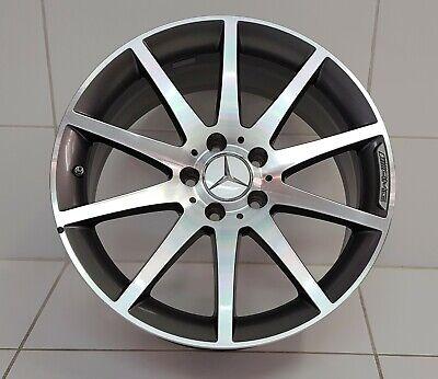 1 Orig AMG Mercedes-Benz Alufelge 9Jx18 ET42 A1724013102 SLK SLK55 SLC43