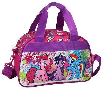 My Little Pony Taschen (My little Pony TPLP10  //  Marke:  Derform   //  Sporttasche )
