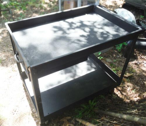Large Utility Cart ~ Great for Shop, Garage, or Art Studio Use