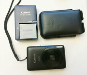 Canon PowerShot Digital ELPH SD1400 Is