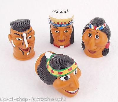 Komplettsatz Das grosse Palaver ohne BPZ 1997 UeEi Indianer Spielzeug Kinder