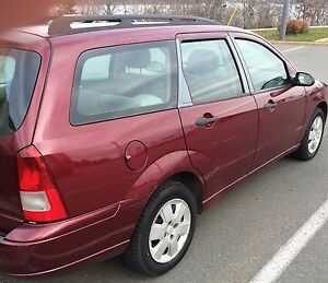 2007 FORD FOCUS SE WAGON 3290.00