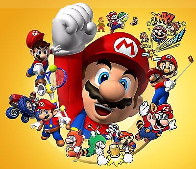 Piano - Super Mario