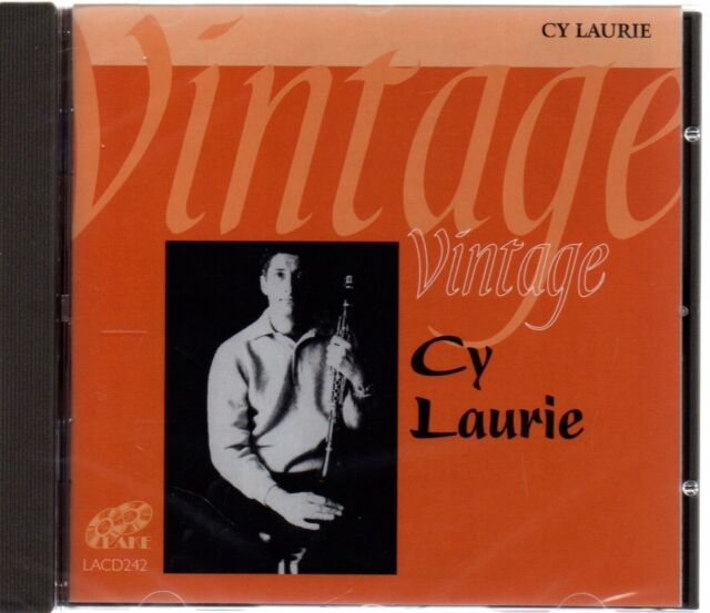 Cy Laurie - Vintage (brand new CD 2007)