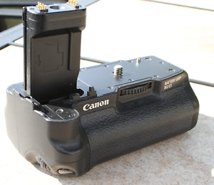 Pack de batteries pour Canon EOS 7D Mark II