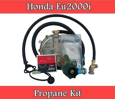 ** NEW Honda EU2000i Propane, Gasoline, Natural Gas Generator Conversion Kit **