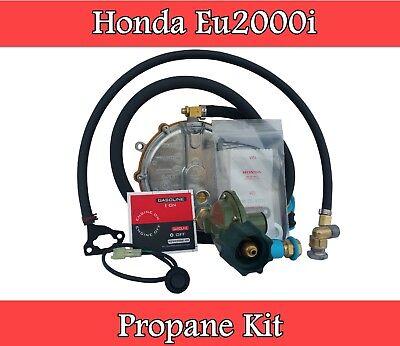 $269.00 - ** NEW Honda EU2000i Propane Generator Conversion Kit **