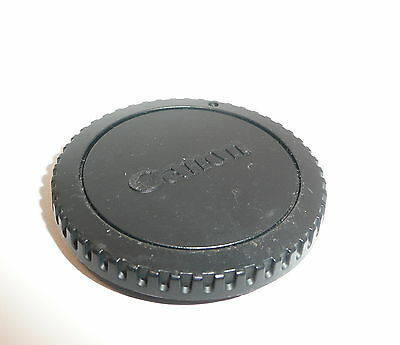 AUTHENTIC CANON EOS MOUNT BODY CAP for FILM or DIGITAL EOS SLRs