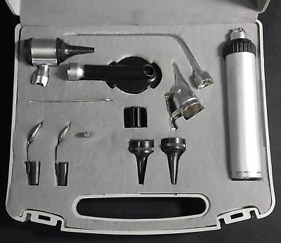 Otoscope And Ophthalmoscope Medical Diagnosis Ent Set Labgo 0101
