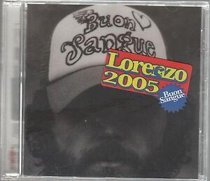 Jovanotti lorenzo 2005 buon sangue cd come nuovo ebay - Jovanotti affacciati alla finestra ...