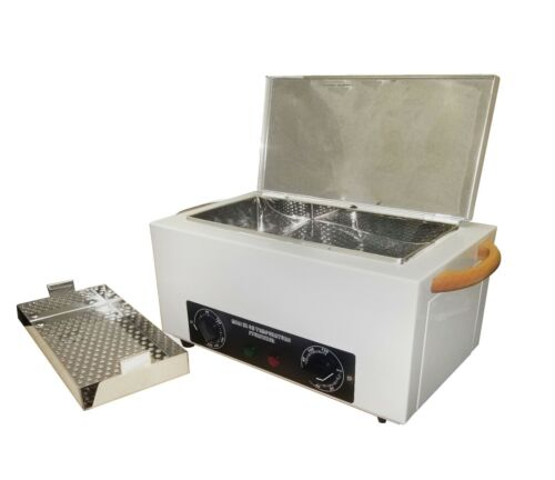 Dry Heat Sterilizer High Temperature Disinfectant Spa Nail Salon Beauty Tools