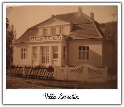 VILLA LETSCHIN  Herrenhaus auf 1.597 QM Traumgrundstück Brandenburg im Oderbruch
