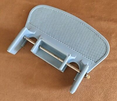 Double Stroller For Dolls (Foot Plate for Bitty Baby Twins double Stroller 2003 replacement American)