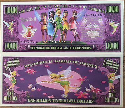 Tinkerbell And Friends Fairies ( Disney , Peter Pan ) (Tinkerbell And Peter Pan)