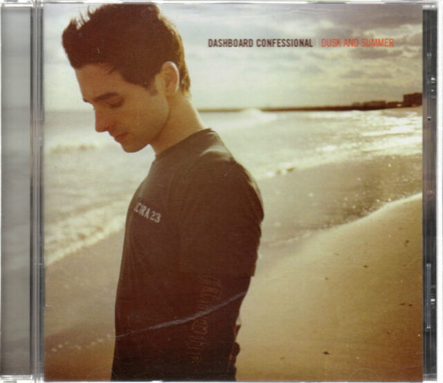 Dashboard Confessional - Dusk And Summer (10 track CD 2006)