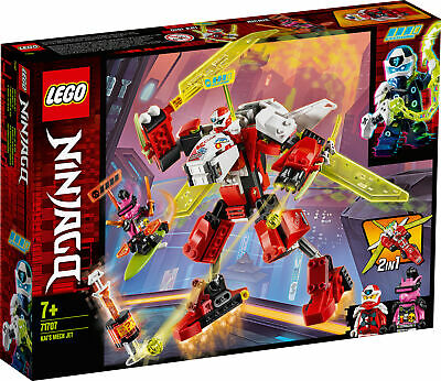 71707 LEGO NINJAGO Kai's Mech Jet 217 Pieces Age 7 Years+