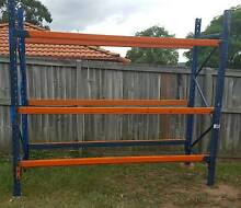 Metal Frame Shelving ideal for garage or shed Wishart Brisbane South East Preview