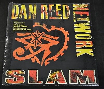 SEALED OLD STOCK Dan Reed Network Mercury 838 868-1 Slam