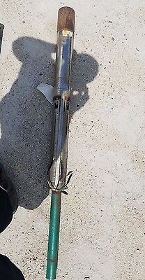 Franklin Electric Submersible Well Pump 3 Hp 2343167014 W Grundfos 25 Gpm Pump
