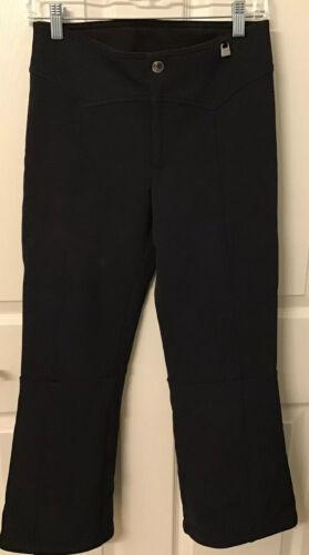 NWOT NILS Women's Ski Pants Size 4 Black