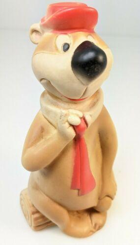 Yogi Bear Vintage Dell Squeaker Toy Walt Disney Productions Hanna-Barbera