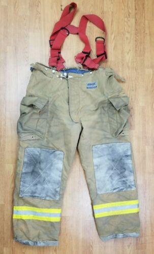 Morning Pride Ranger Firefighter Bunker Turnout Pants 42 x 31