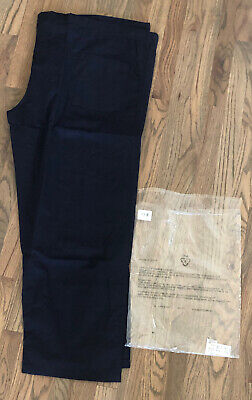 New Scrub Pants By Uniform Works - Chef Works - Baggy Navy Blue 5xl Unisex D3