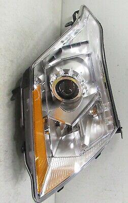 AFTERMARKET TYC | 2010 - 2015 Cadillac SRX Halogen Headlight (Left/Driver)