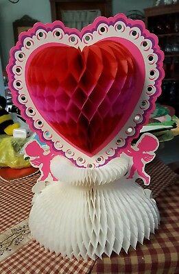 Vintage Beistle Valentines Day Decoration - Valentines Decoration