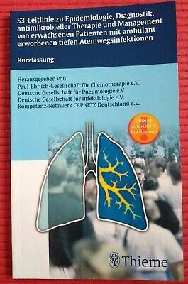 Antimikrobielle Therapie (S3-Leitlinie: Zu Epidemiologie, Diagnostik, antimikrobielle Therapie.... (2005))