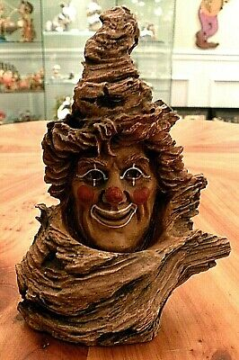 "Mill Creek Studios Stephen Herrero Clown ""Whim"" Figurine 2001 LE # 2037/4000"