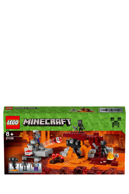 NEW Lego Minecraft The Wither 21126