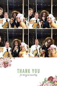 Photobooth Hire Wedding Party Modbury North Tea Tree Gully Area Preview