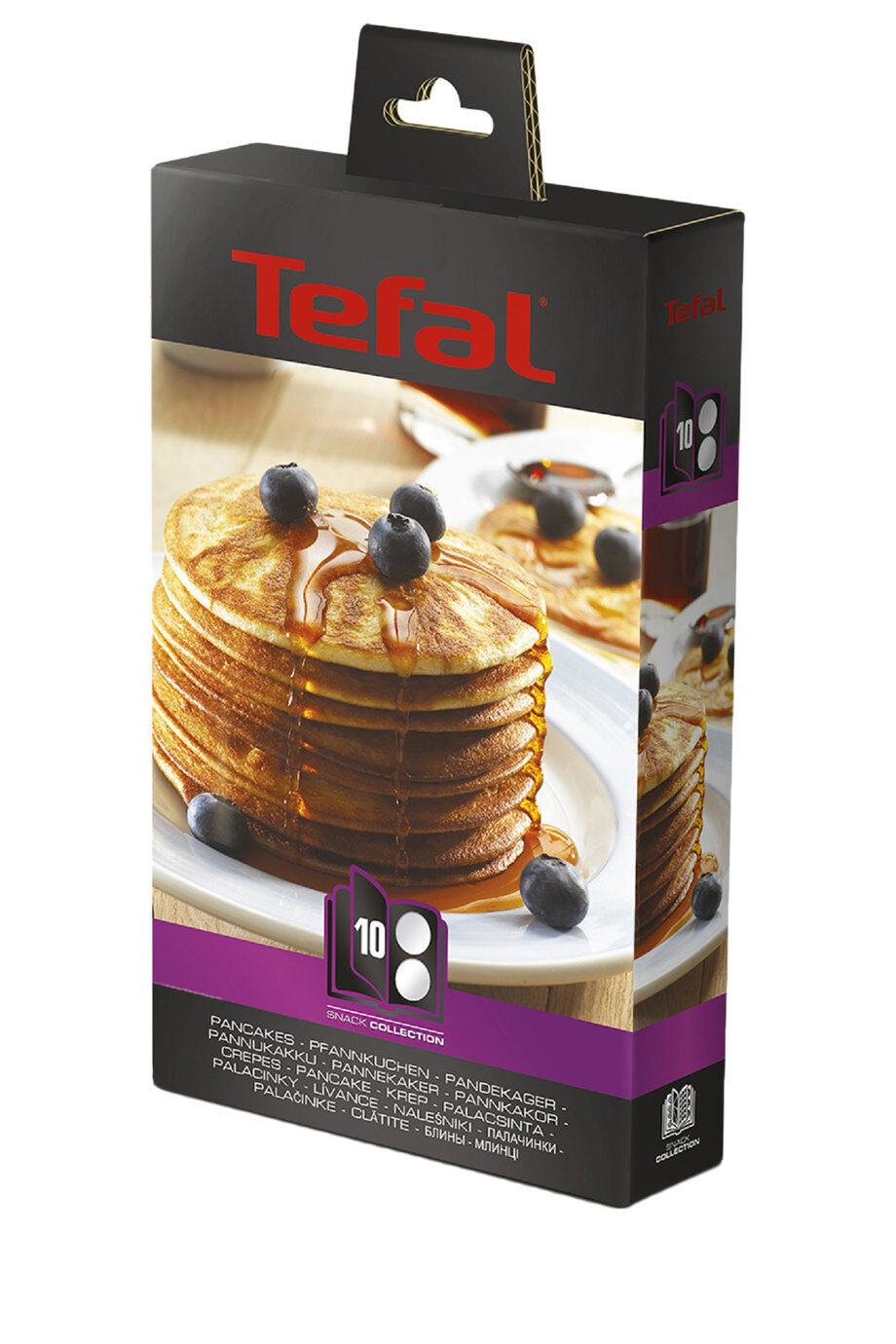 new tefal xa8010 pancake plates attachment for snack collection sw852d aud picclick au. Black Bedroom Furniture Sets. Home Design Ideas