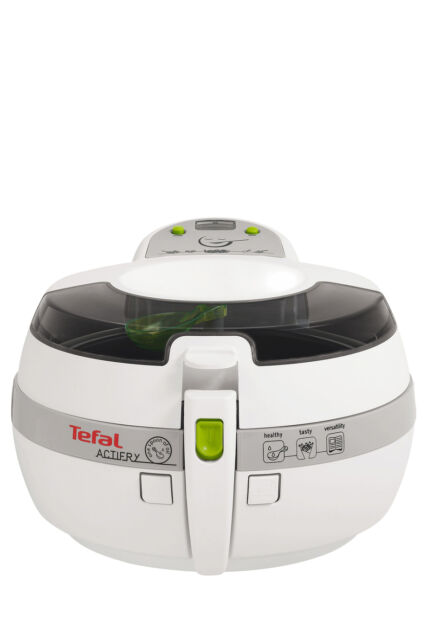 NEW Tefal FZ7060 Actifry Health Cooker 1kg: White
