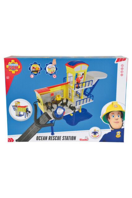 NEW Fireman Sam Ocean Rescue Station