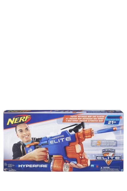 NEW Nerf N-Strike Hyperfire