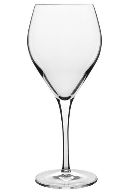 NEW Luigi Bormioli Prestige Riesling Wine Glass, Set of 4, 450ml