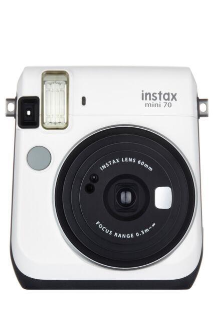 NEW Fujifilm Instax mini70 WHITE