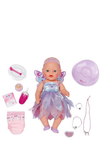 NEW Baby Born Interactive Doll - Wonderland