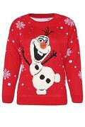 Ladies Christmas Jumper