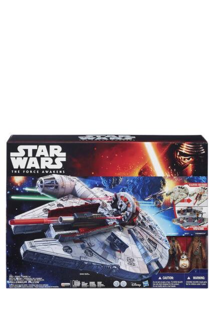 NEW Star Wars Episode VII Millennium Falcon Vehicle