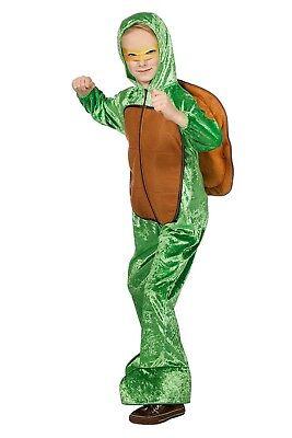 Starkes Schildkrötenkostüm für Kinder NEU - Mädchen Karneval Fasching Verkleidun
