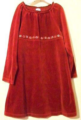 Gymboree Girls Red Dress Size 5