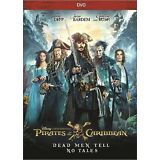 Pirates of the Caribbean: Dead Men Tell No Tales DVD NEW NOW SHIPPING !