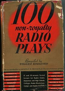 Arthur-Miller-100-Radio-Plays-Rare-Signed-Autograph-1st-Edition-Hardback-Book