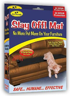 Pet Parade Stay Off! Mat - Indoor Pet Training Sonic Repelle